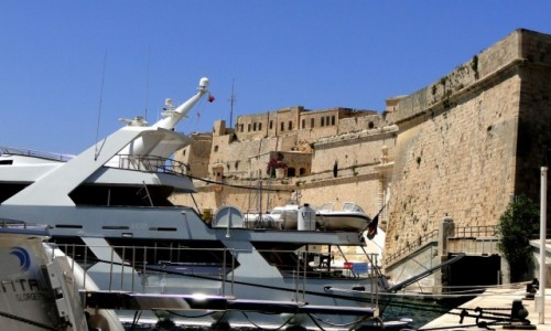 Zdjecie MALTA / - / Valletta / Maltańskie wspomnienie (17)