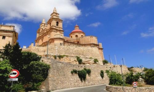 Zdjecie MALTA / - / Mellieha / Maltańskie wspomnienie (18)