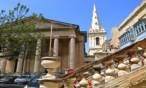 Zdjecie MALTA /   / Valletta / Maltańskie wspomnienie (20)