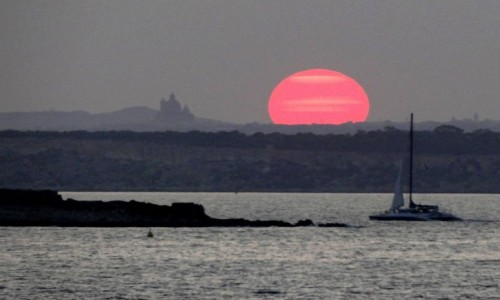MALTA /    / Saint Paul's Bay / Maltańskie wspomnienie (21)