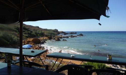 Zdjęcie MALTA / Gozo / San Blas Bay / San Blas Bay