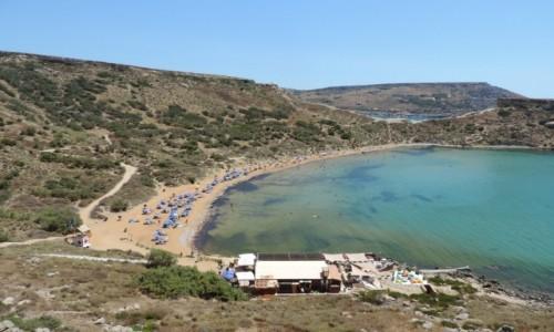 MALTA / Malta / Tuffieha Bay / Tuffieha Bay, Malta