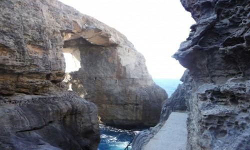 MALTA / Gozo / Wied Il-Mielaħ / Wied Il-Mielaħ, Gozo, Malta
