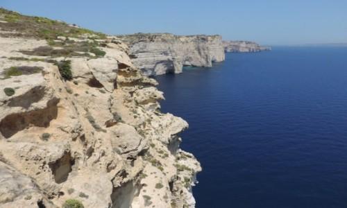 MALTA / Gozo / Sanap Cliffs / Sanap Cliffs