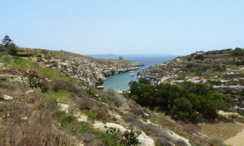 Zdjecie MALTA / Gozo / Mgarr ix-Xini / Mgarr ix-Xini, Gozo