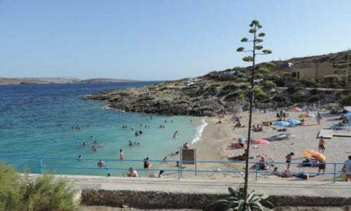 Zdjecie MALTA / Gozo / Hondoq Bay / Hondoq Bay