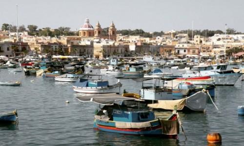 Zdjęcie MALTA / morze śródziemne / Malta / zatoka