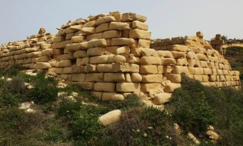 Zdjęcie MALTA / Gozo / Wied il-Ghasri  / Był sobie dom