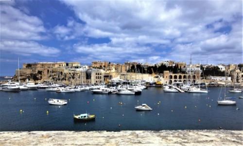Zdjęcie MALTA / Vittoriosa (Birgu)  / Fort Saint Angelo / Kalkara
