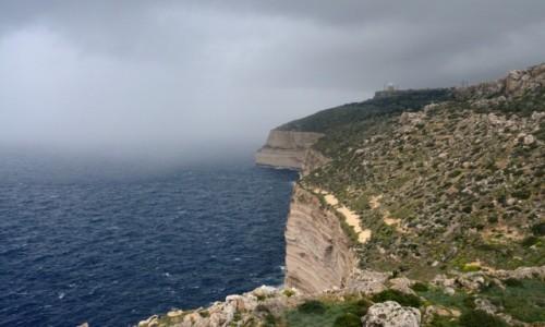 Zdjecie MALTA / Malta Centralna / Dingli / Faleza na Malcie