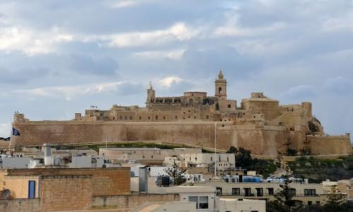 Zdjecie MALTA / Gozo / Victoria / Il Kastell