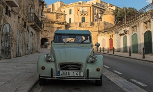 Zdjęcie MALTA / Malta / La Valletta /