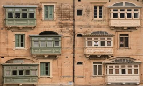 Zdjęcie MALTA / Malta / La Valletta / Maltański sześciopak ;-)