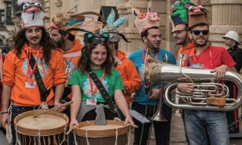 Zdjecie MALTA / Malta / La Valletta / Kapela ... prawie Czerniakowska ;-)
