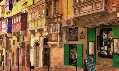Zdjecie MALTA / - / Valletta /