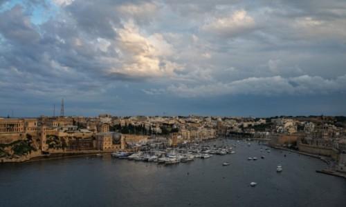 Zdjęcie MALTA / Malta / Kalkara / Z perspektywy ... muchy ;-)