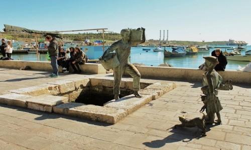 Zdjecie MALTA / - / Marsaxlokk / Inny wymiar