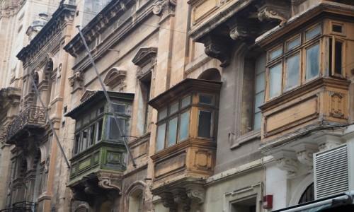 Zdjecie MALTA / Malta / Valletta / Spacerując po Valletcie