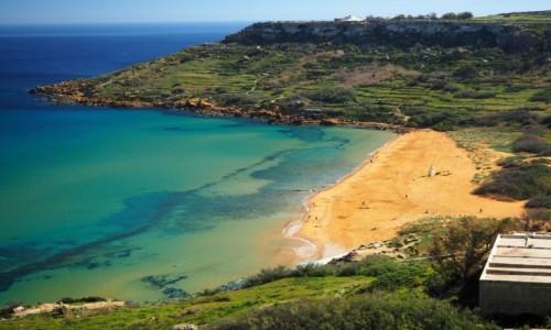 Zdjecie MALTA / Malta / Gozo / Ramla Bay