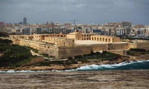 Zdjecie MALTA / Malta / Valletta / Fort Manoel