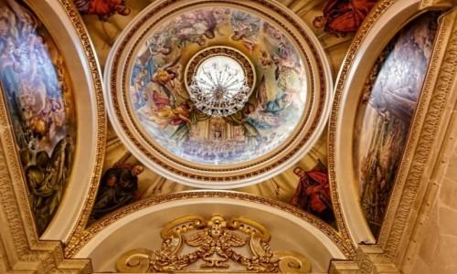 Zdjecie MALTA / Gozo / Victoria / Katedra Wniebowzięcia Najświętszej Maryi Panny w Victorii