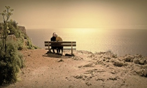 MALTA / - / Klify Dingli / Jesień...życia