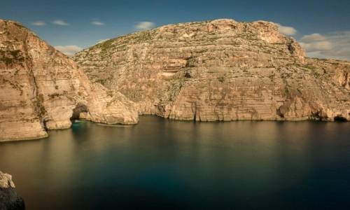 Zdjecie MALTA / . / Blue Grotto / .