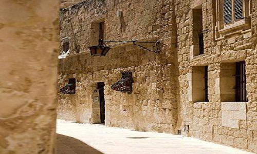 Zdjecie MALTA / Malta / Mdina / Jak w średniowi