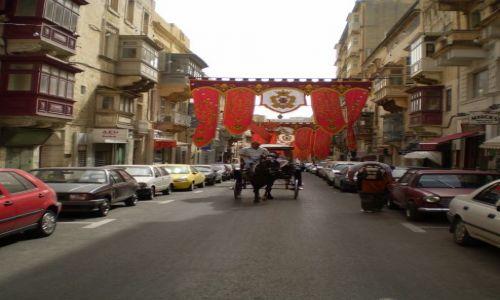 Zdjecie MALTA / Malta / Malta / Ulice
