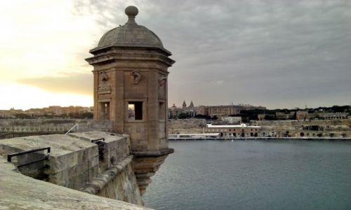 MALTA / Valetta / Valetta / Fort Saint Michael