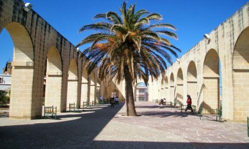 MALTA / Malta / Valetta / Valetta - wzg�rze