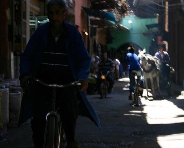 Zdjęcia: Marrakesz, medina, MAROKO