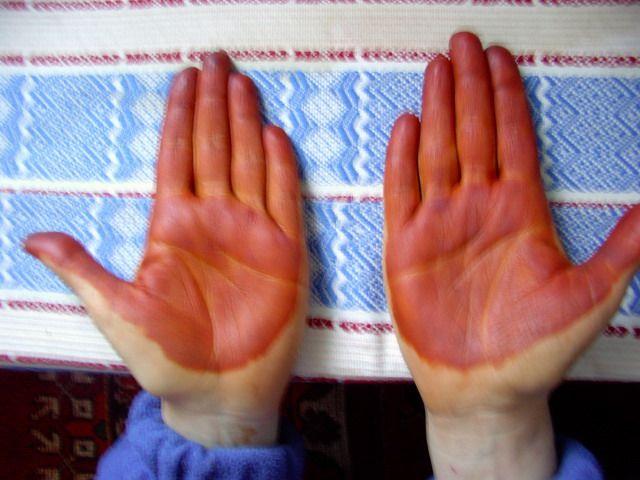 Zdj�cia: 100 km od todry, marocco, prawdziwa henna, MAROKO