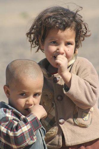 Zdjęcia: mhamid, dzieci maroka, MAROKO