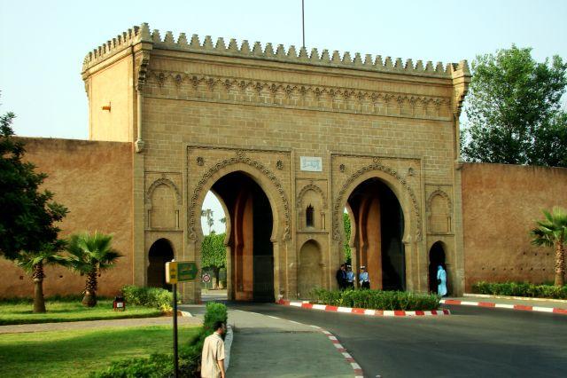 Zdjęcia: Rabat, W Rabacie, MAROKO