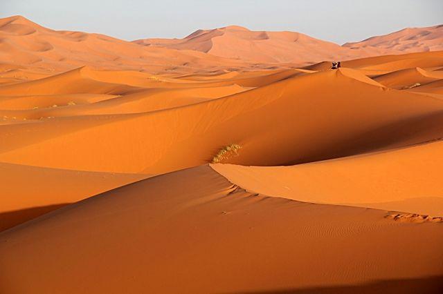 Zdjęcia: okolice ERDFOUD, południowo-wschodni kraniec Tafilant, Sahara #14, MAROKO