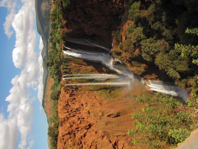 Zdjęcia: Wodospady Ozude, Wodospady Ozude, MAROKO