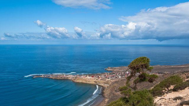 Zdjęcia: OKOLICE AGADIRU, WIDOK NA OCEAN, MAROKO