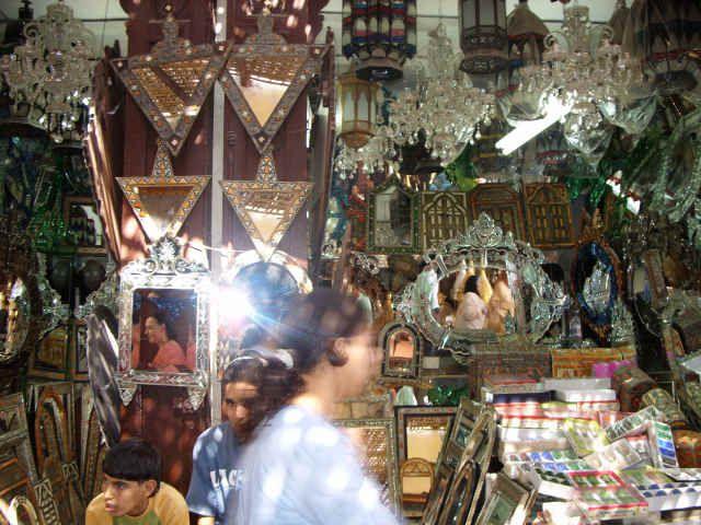 Zdj�cia: fez, maroko, ukryta w lustrze, MAROKO
