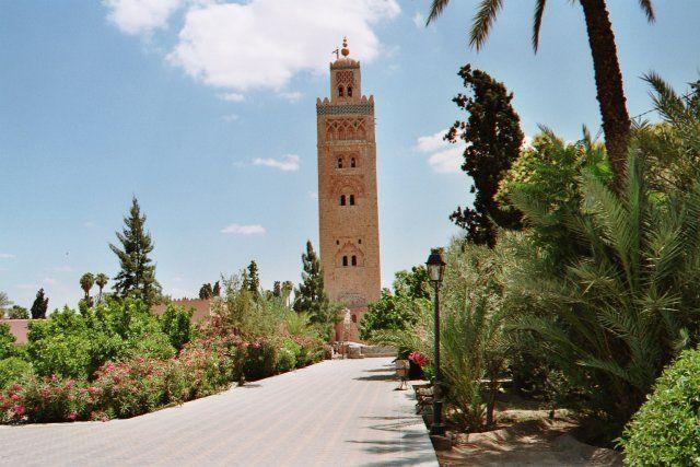 Zdj�cia: Marrakech, Marrakech, MAROKO