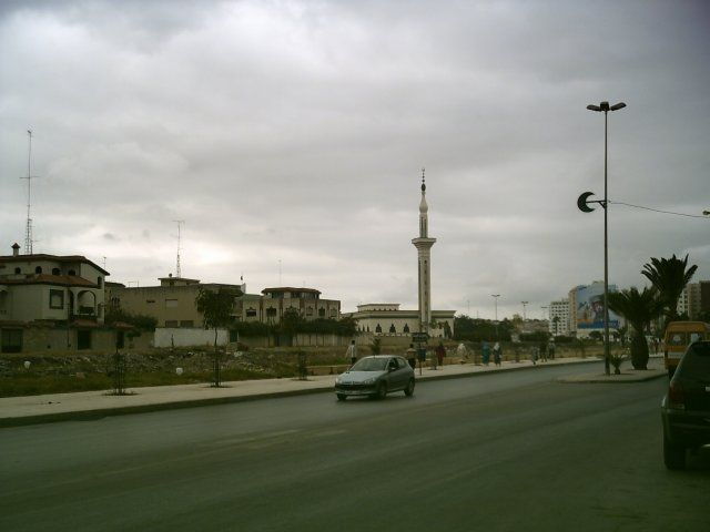 Zdjęcia: Tanger, Meczet, MAROKO