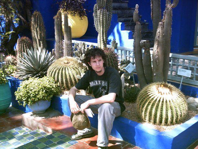 Zdj�cia: Marrakech, Jardin Majorelle, MAROKO