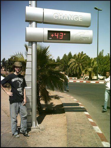 Zdjęcia: Marrakech, I będzie jeszcze cieplej, MAROKO