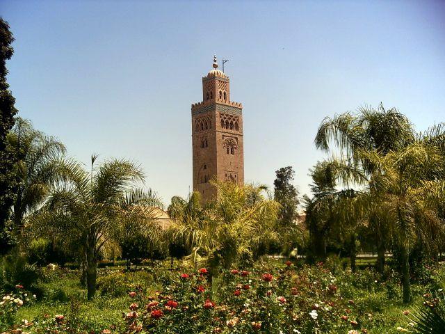 Zdjęcia: Marrakech, Koutubija, MAROKO