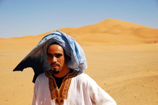 Zdj�cia: Merzouga, Sahara, Berber, MAROKO