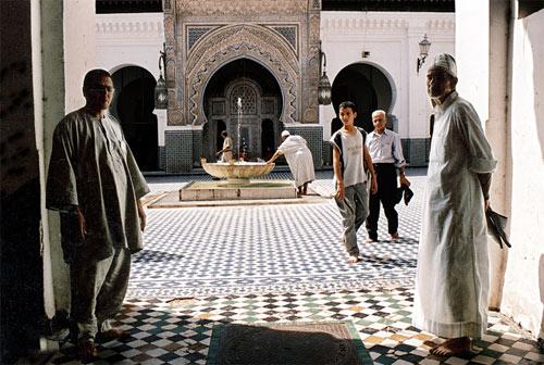 Zdjęcia: Meknes, Szkoła, MAROKO