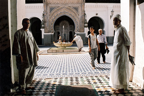 Zdj�cia: Meknes, Szko�a, MAROKO