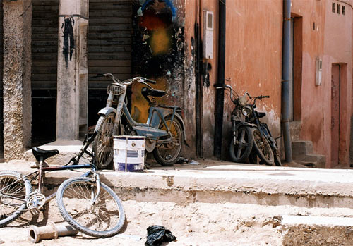 Zdj�cia: Tarudant, Bezdro�a Maroka, MAROKO