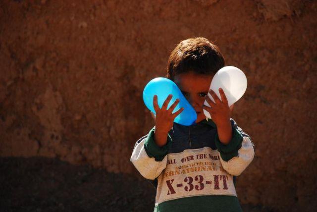 Zdjęcia: Merzouga, Sahara, Barwy szczęścia, MAROKO
