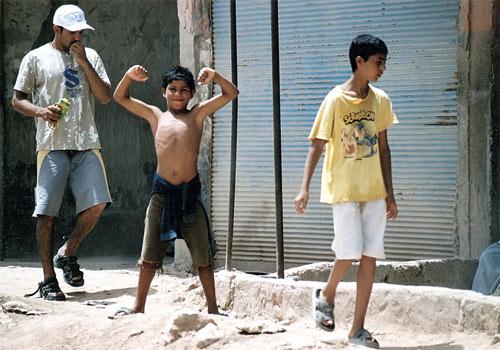 Zdj�cia: Agadir, Strong man, MAROKO